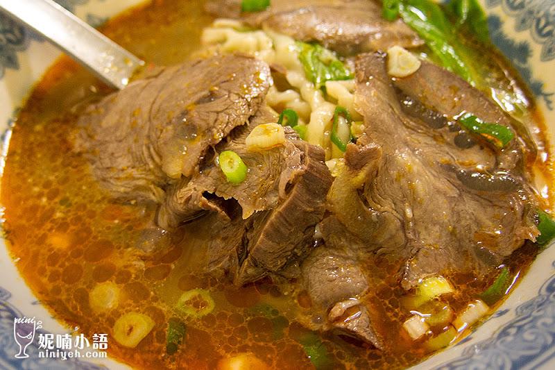 【台中豐原美食】九寨溝牛肉麵。豐原爆紅巷弄美食