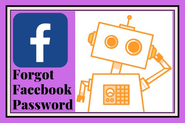 Forgot Password For Facebook