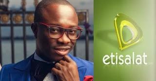 N100m Suit: Etisalat Replies Comedian Julius Agwu
