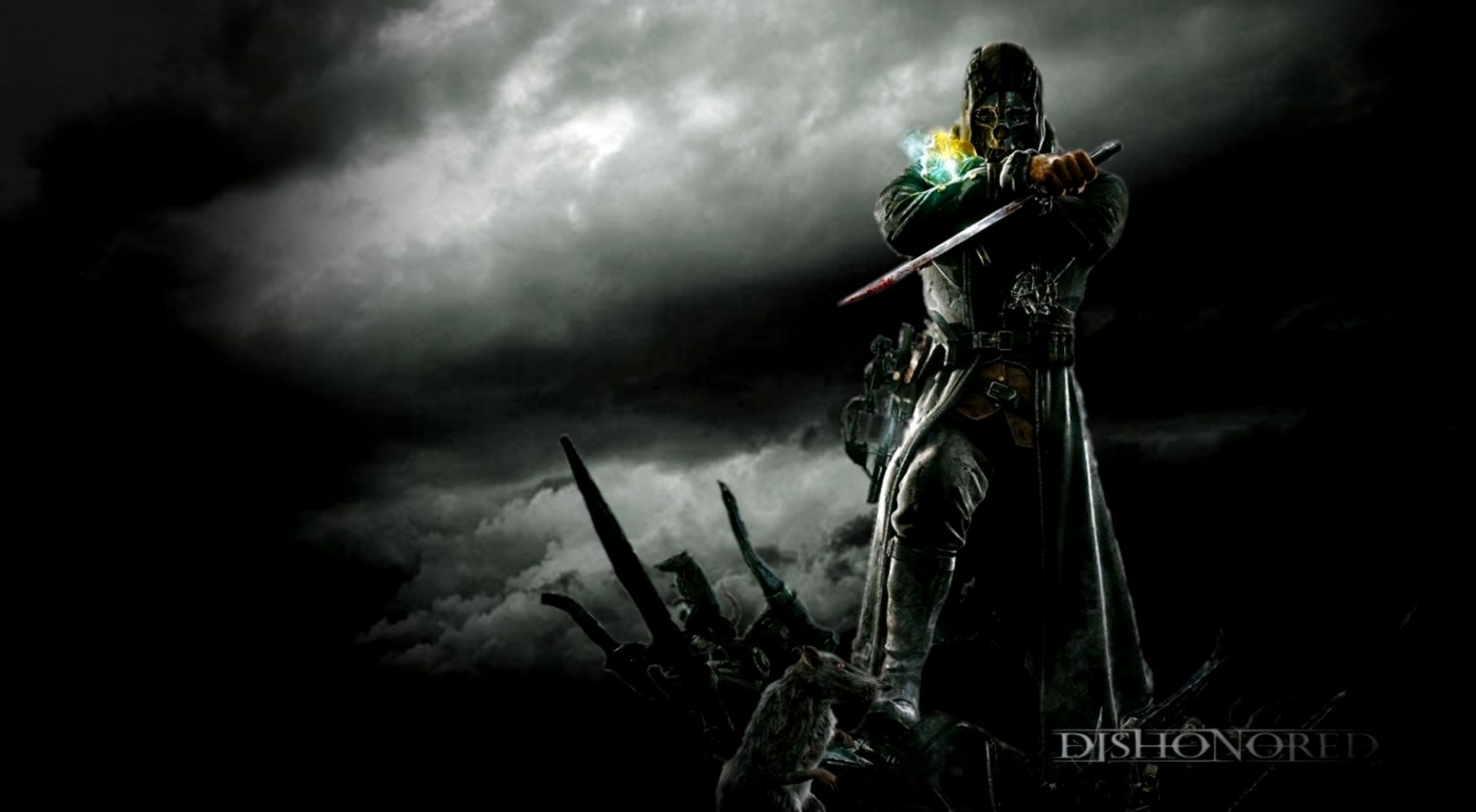 Corvo Attano HD Wallpapers Background Images Wallpaper