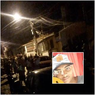 Noticias do Recôncavo : Juninho é a segunda vítima de homicídio do mês em Santo Antônio de Jesus