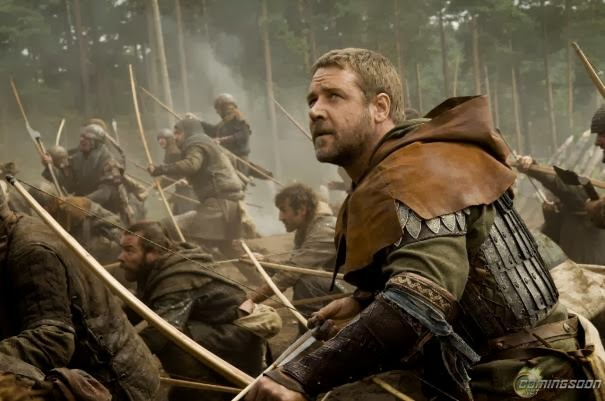 Did archers really nock, draw and loose in sync and on command the way they are shown in movies?