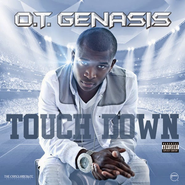 O.T. Genasis - Touchdown - Single Cover