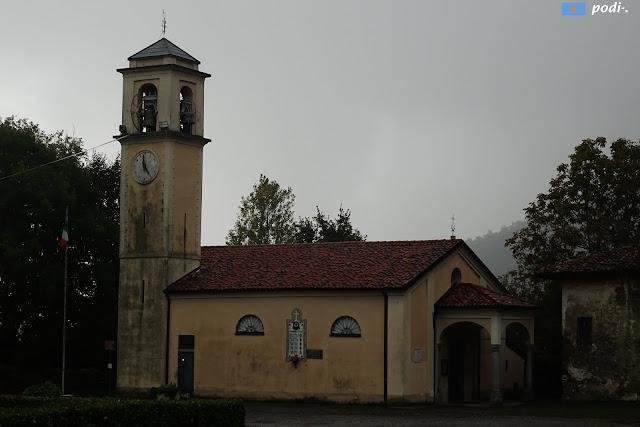 San Maurizio a Consonno