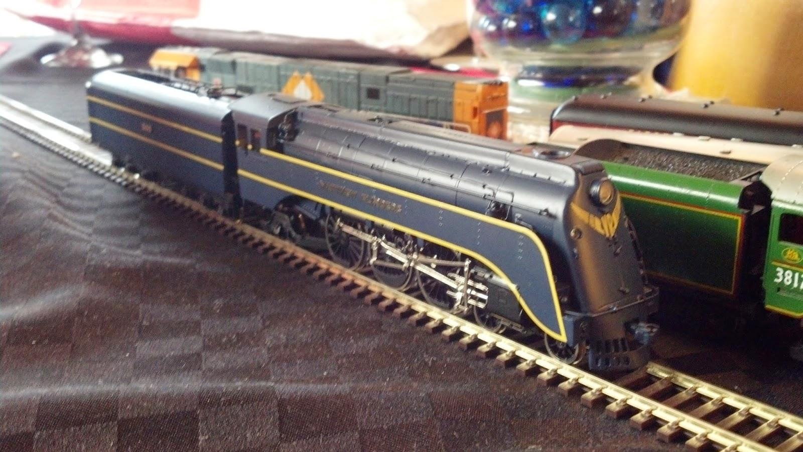 Argyle model railway