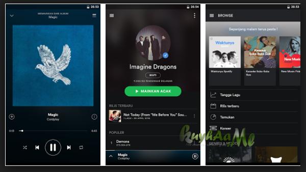 Spotify Music Premium Mod Apk Gratis