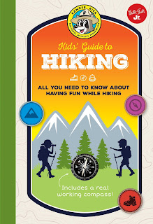 Ranger Rick Kids' Guide to Hiking All you need to know about having fun while hiking #RangerRickKidsguideToHiking #RangerRick #NetGalley #Outdoors