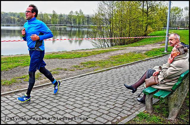 zdjęcie katowice biegacz
