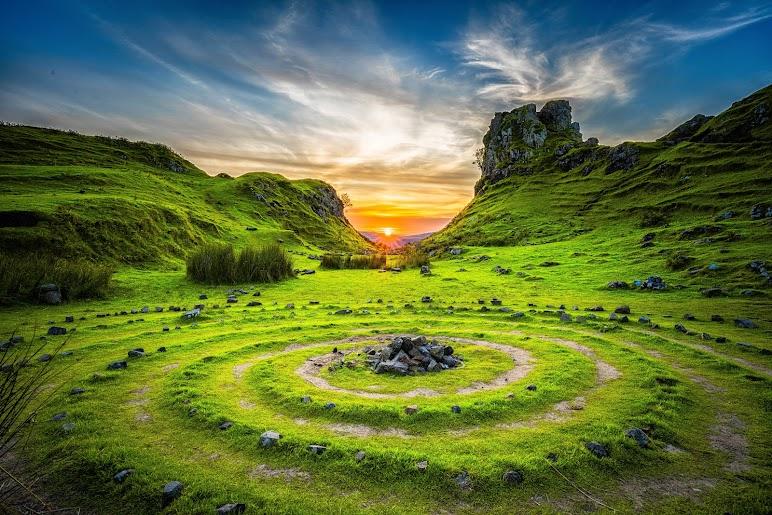 Circles Of Nature