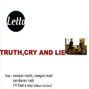 Chord Letto - Truth, Cry And Lie