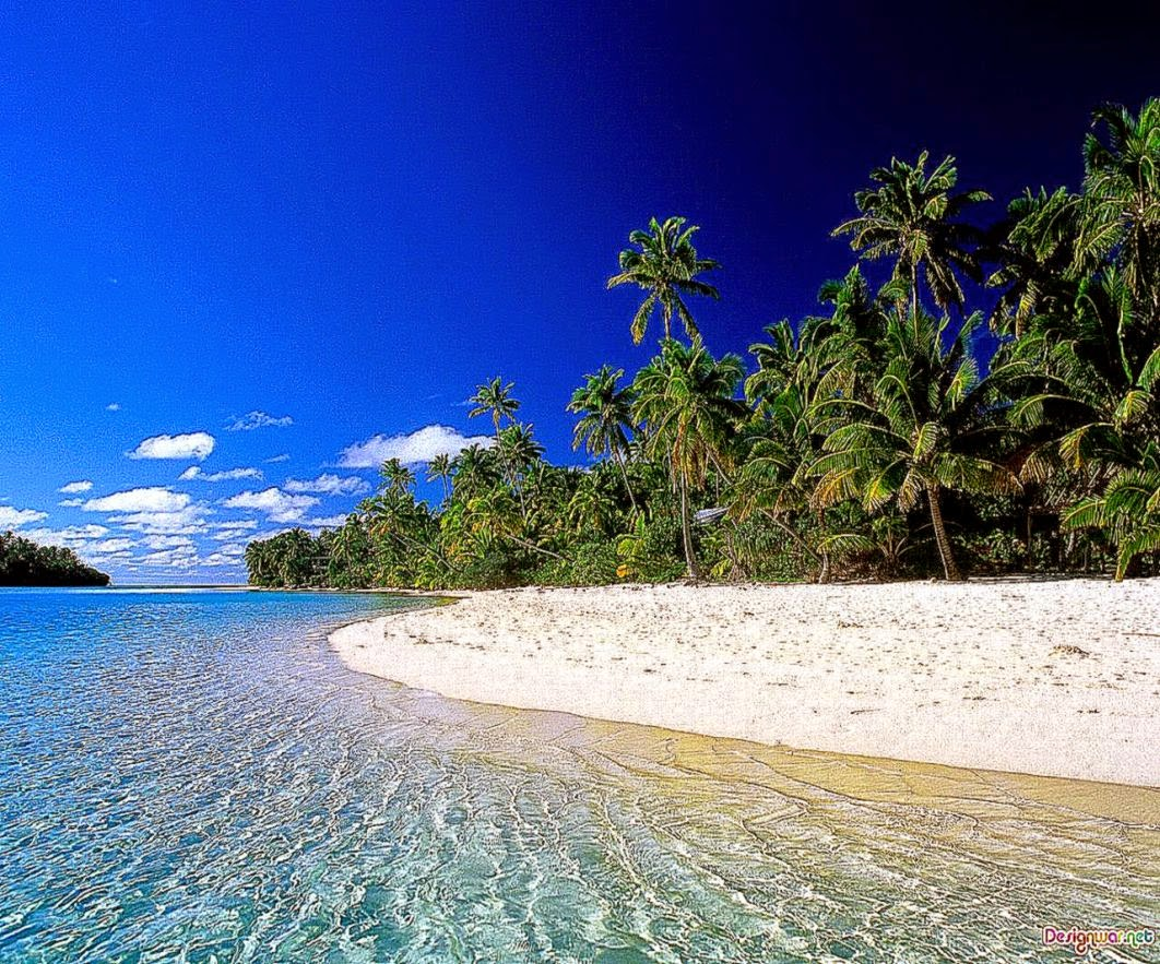 Tropical Beach Wallpapers Hd | Background Wallpaper Gallery