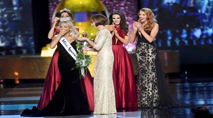 شاهد صور وفيديو ملكة جمال الولايات المتحدة2017