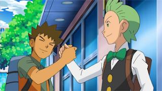 Cilan y Brock
