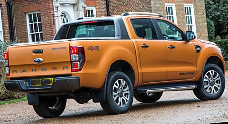 Luxury 2016 Ford Ranger Wildtrak Review Release Date Specs