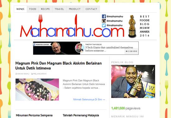 Tips memilih blog untuk pengiklanan online