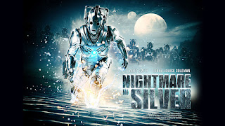 Doctor Who Nightmare in Silver Cybermen Clara Oswald Matt Smith Jenna Louise Coleman