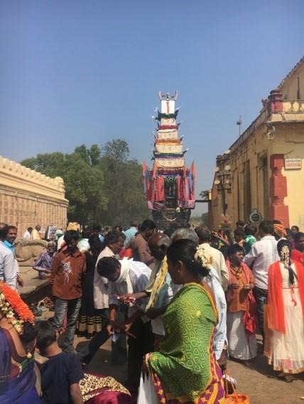 murugan festival chariot