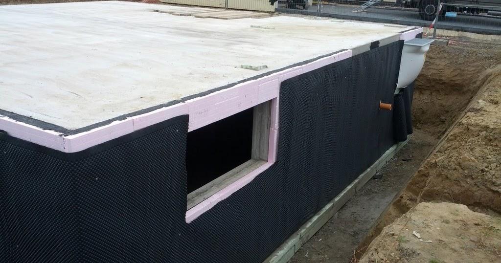 bauen mit danwood park 169w keller anschlu lichtsch chte und vorbereitung abwasser. Black Bedroom Furniture Sets. Home Design Ideas