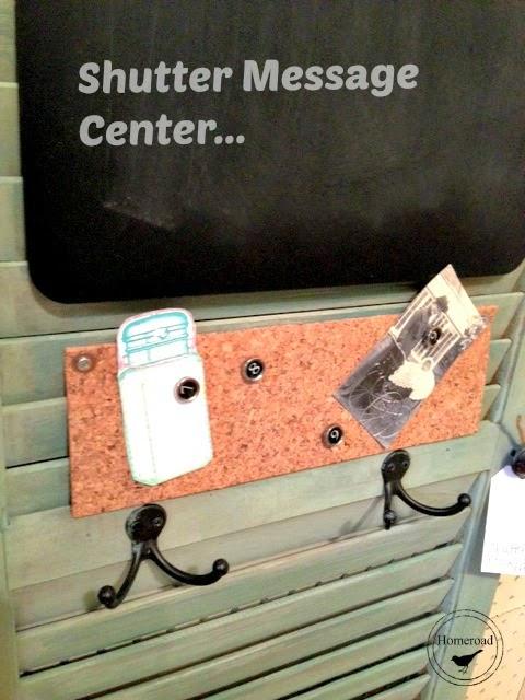Shutter Organization Station www.homeroad.net