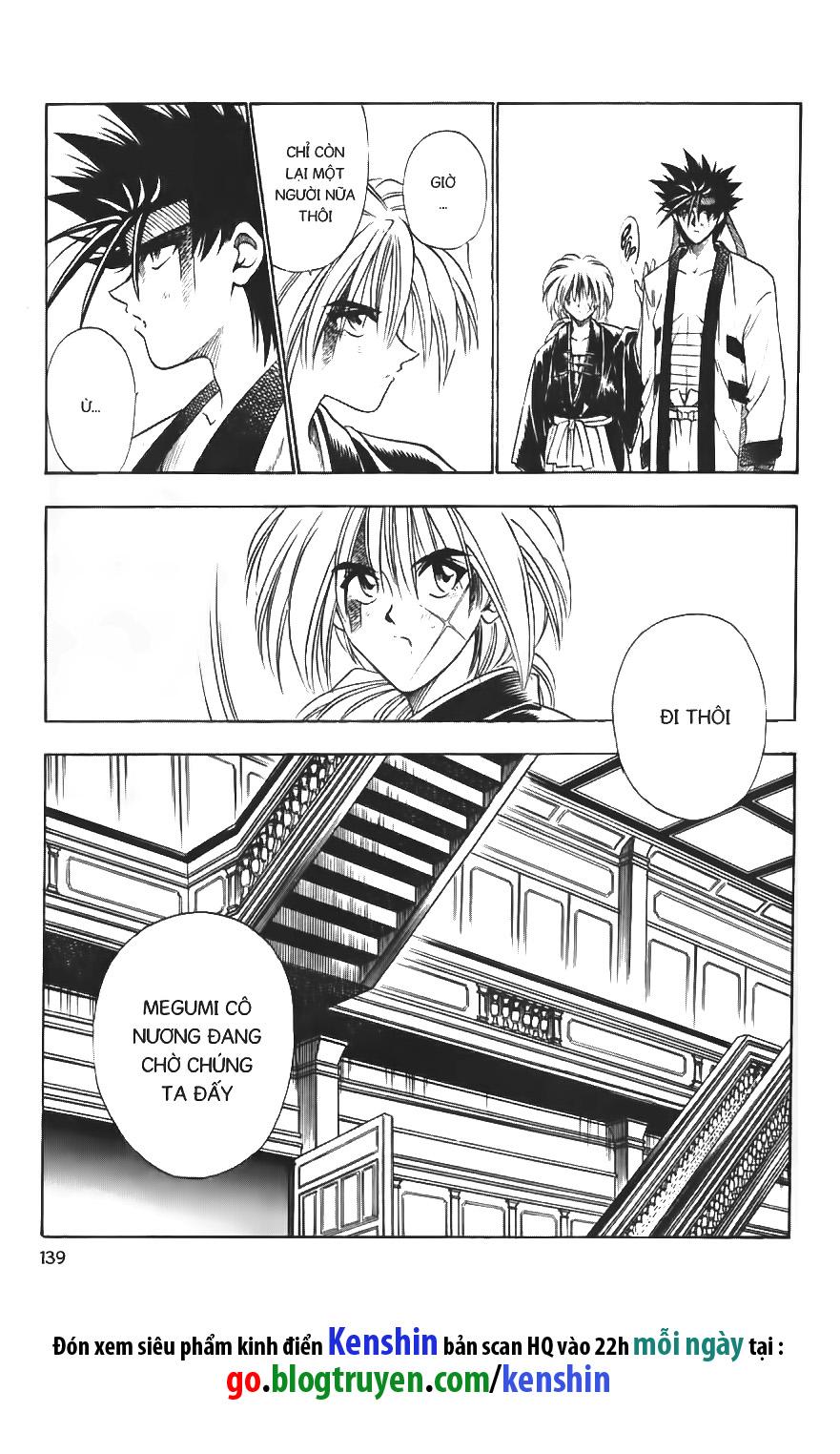 Rurouni Kenshin chap 28 trang 36