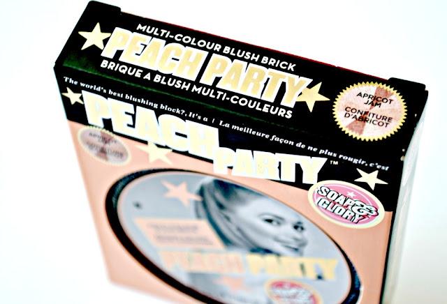 Soap & Glory Peach Party Multi-Colour Blush Brick