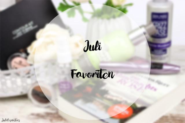Juli-Favoriten