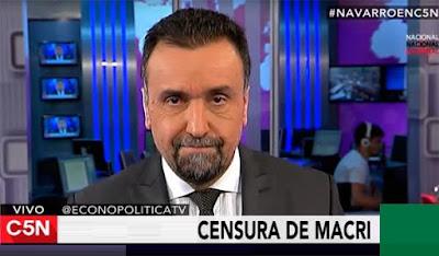 MAURICIO MACRI, TWITTER