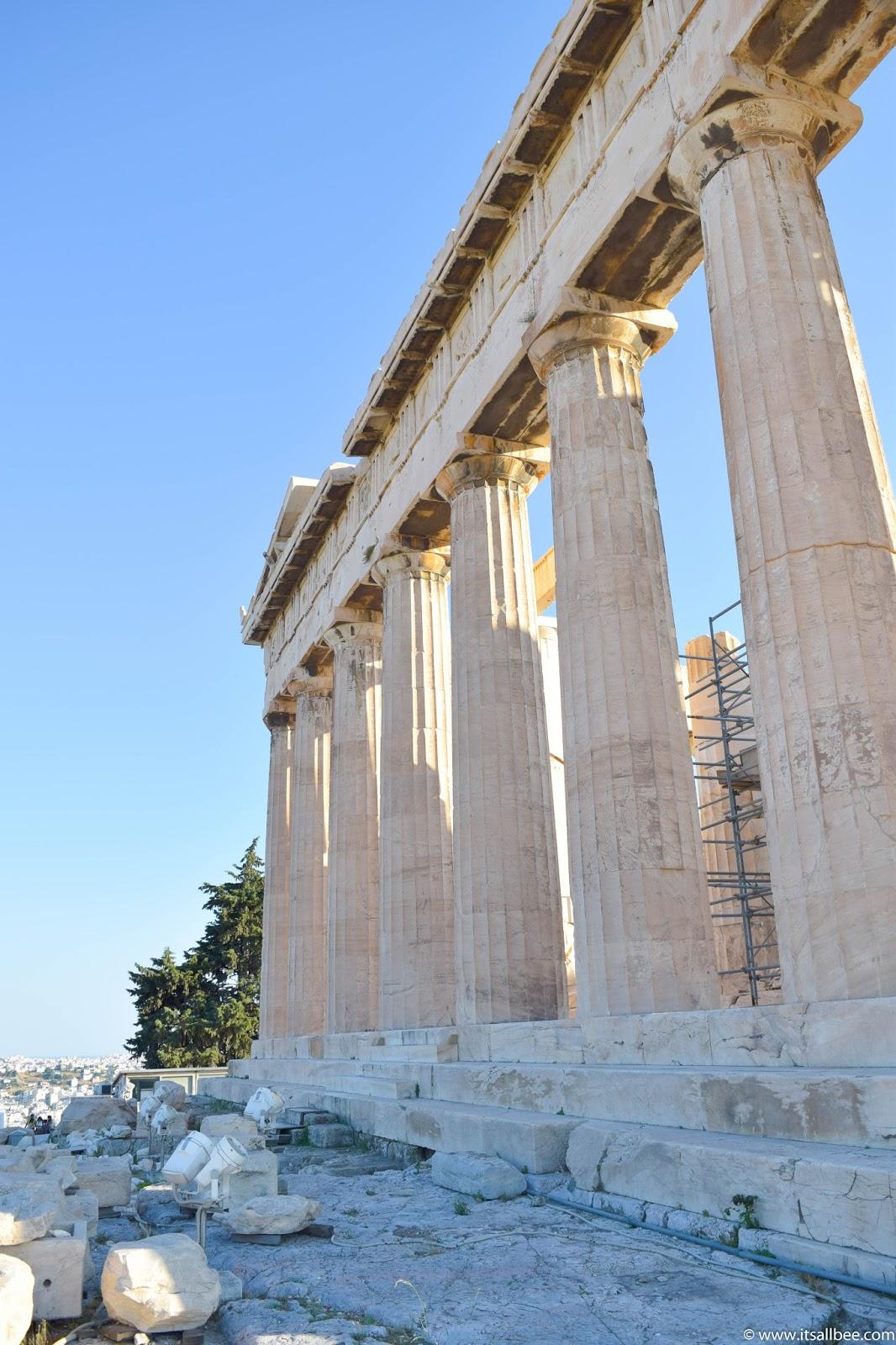 The Acropolis (The High City