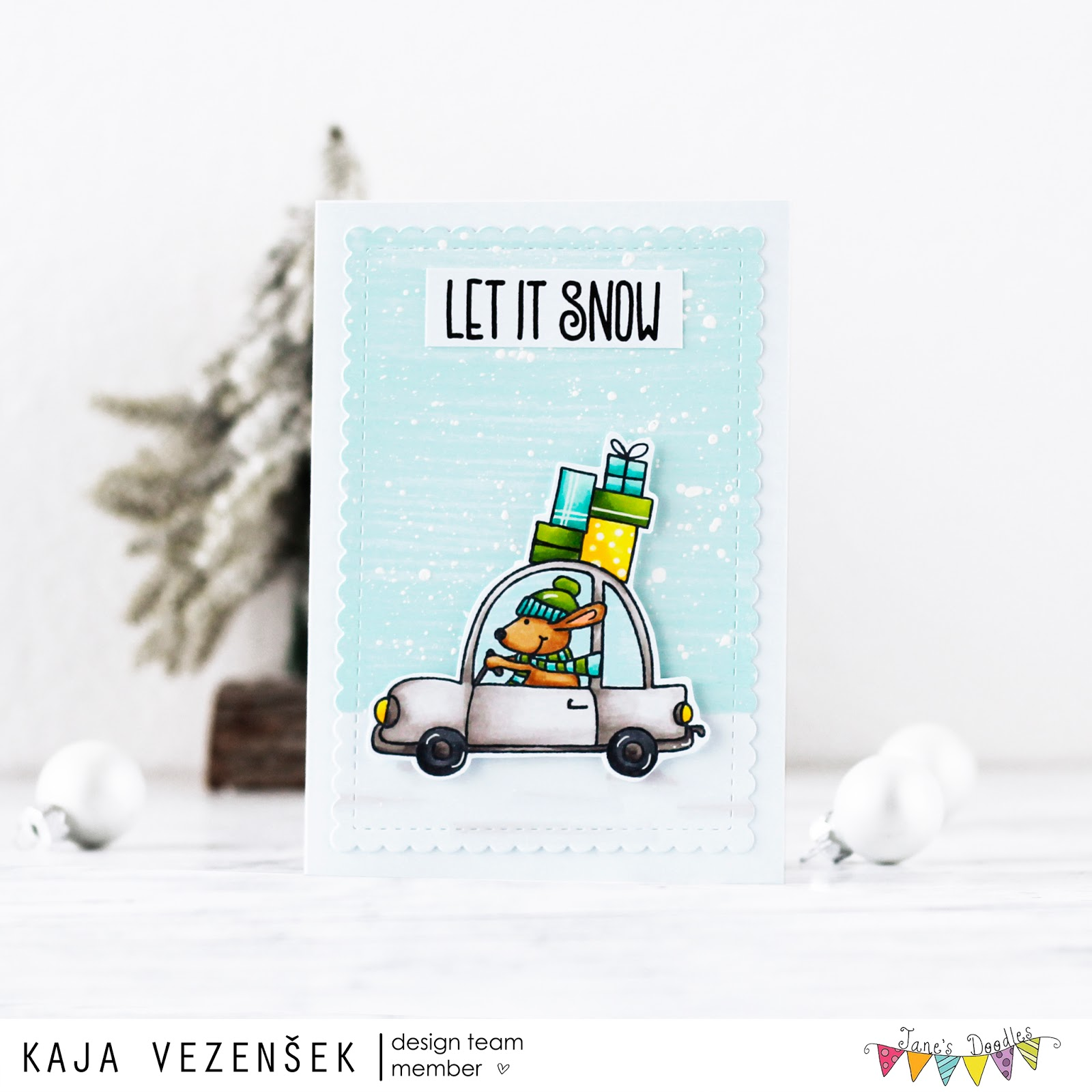 Let it snow | JANE'S DOODLES