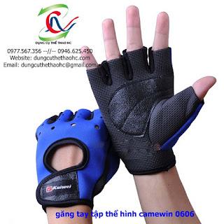 Găng tay đu xà camewin 0606