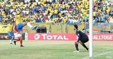 """الأهلى يخسر بخماسية """"مذلة"""" من صن داونز ويودع دوري أبطال أفريقيا"""