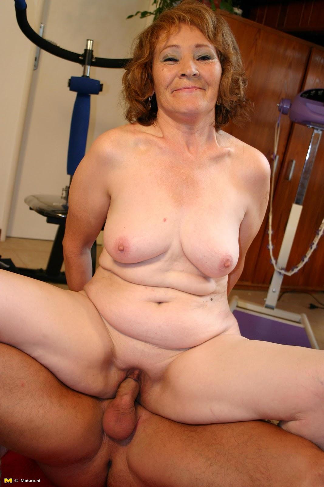 Older women sex tapes