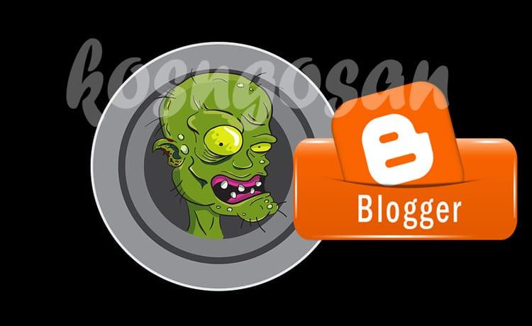 Pengertian dan Manfaat Blog Zombie