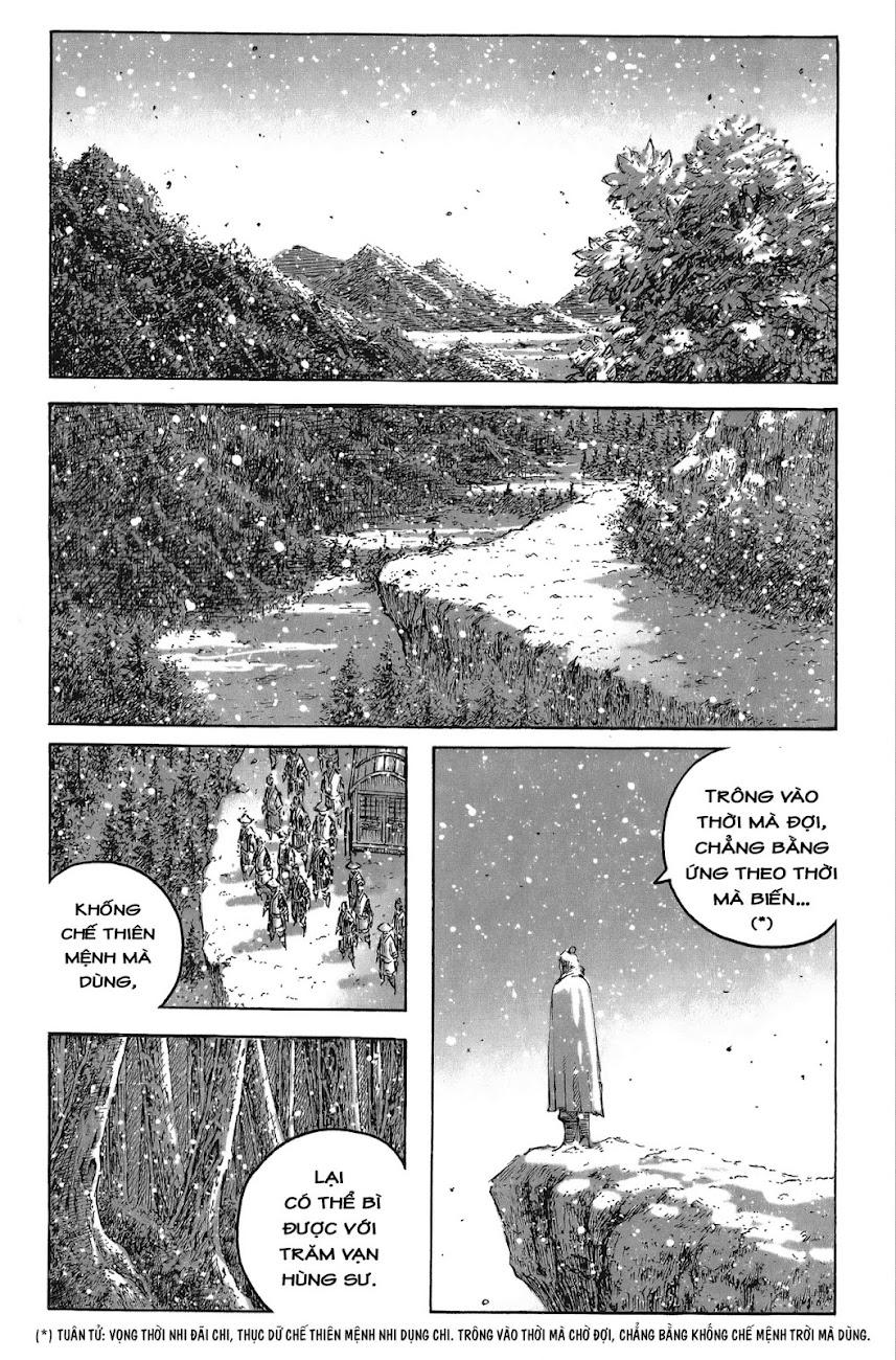 Hỏa phụng liêu nguyên Chương 442: Trung nghĩa lưỡng nan [Remake] trang 1