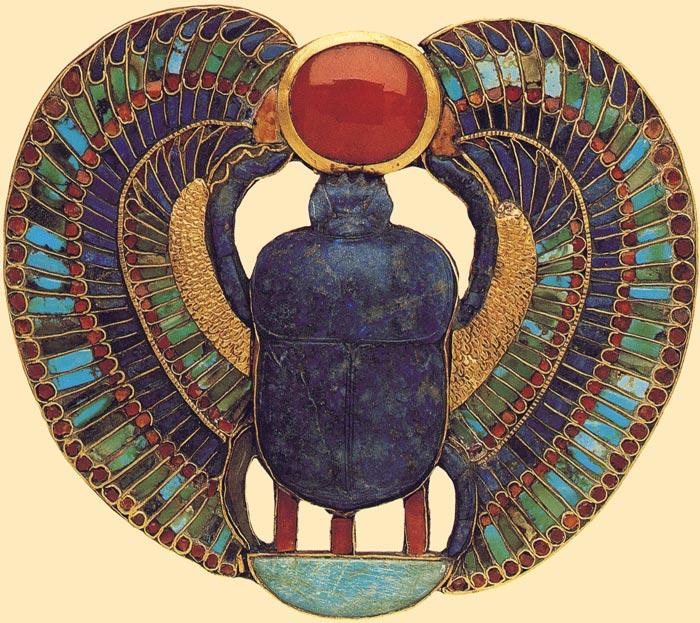 Cosas Que Me Gustan El Escarabajo Màgico Egipcio