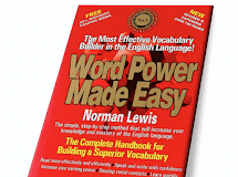 Best Book to Increase Word Power in English