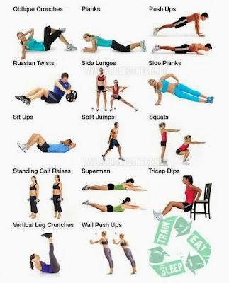 Image result for latihan kardio di rumah