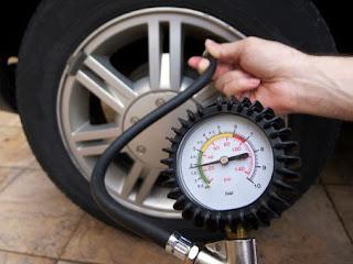 Ukuran Tekanan Angin Ban Mobil