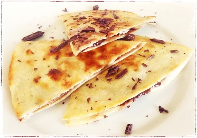 dark-chocolate-and-chilli-quesadilla