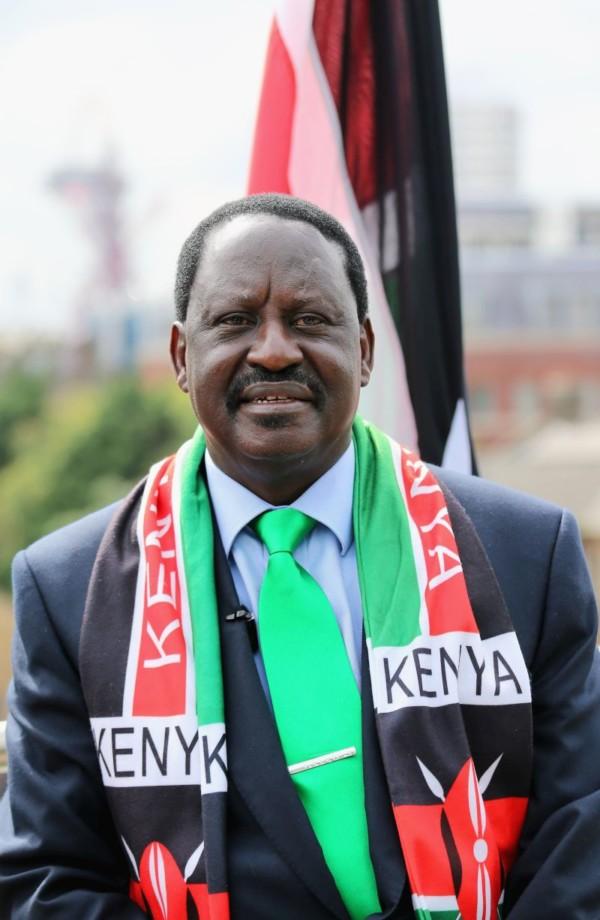 Raila Odinga pulls out of Kenya Presidential Elections Rerun
