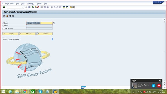 Step by Step Tutorial on Creating Smartforms in SAP ABAP
