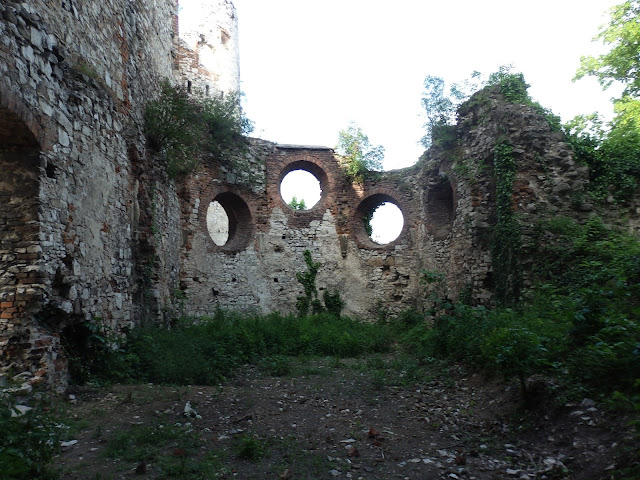 Kaplica w twierdzy - 2016