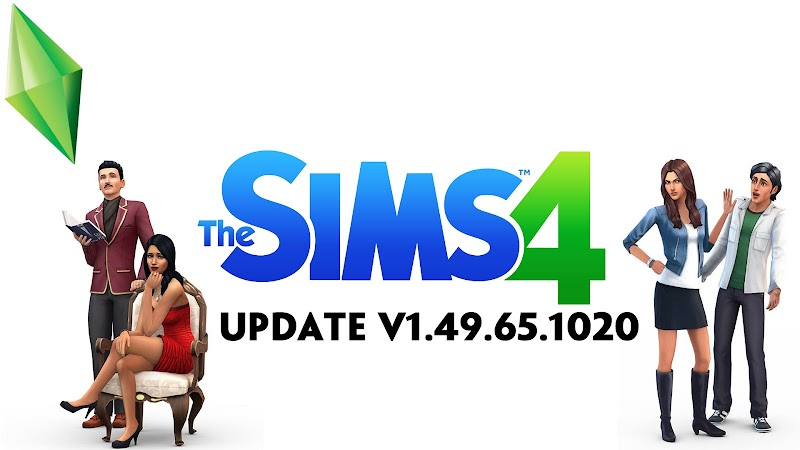 THE SIMS 4 PATCH UPDATE V1.49.65.1020 [Link Fshare]