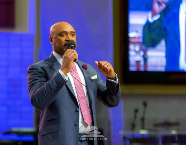 """#HOTRService: 20 Powerful #Quotes of Pastor Paul Adefarasin on the message"""" 'The Root of All Evil'"""