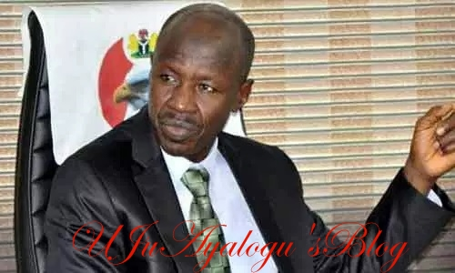 EFCC director drags Magu to court, narrates ordeal