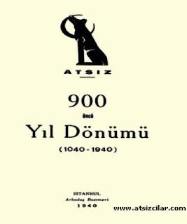 Hüseyin Nihal Atsız - 900. Yıl dönümü 1040-1940