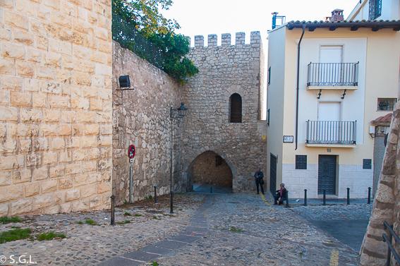 Puerta de la Andaquilla. Visitando Teruel