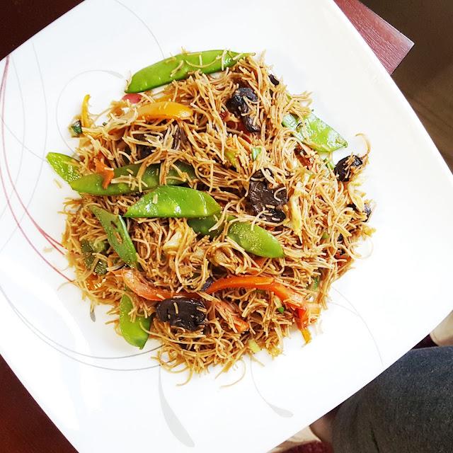 Chinese Stir Fry Vermicelli