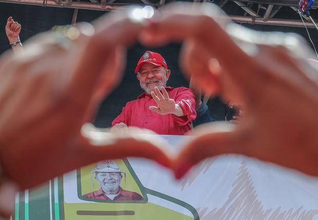 Esquerda já traça cenário sem Lula na disputa presidencial