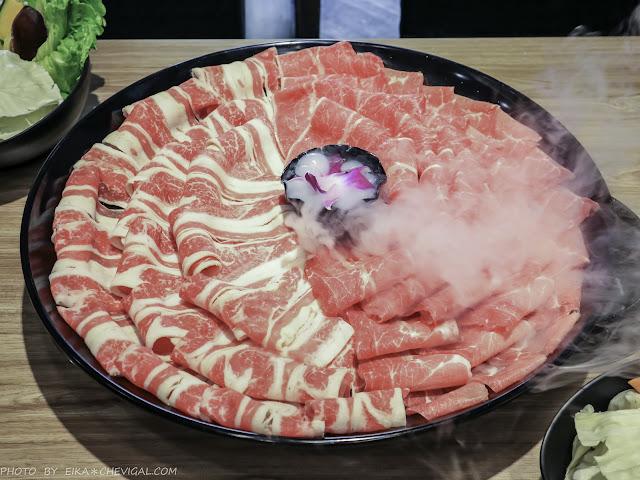 IMG 0651 - 熱血採訪│瀧厚鍋物,50盎司大胃王雙人套餐超浮誇!90分鐘吃光光直接現折500元!